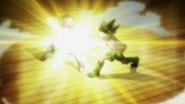 Gon's Full Power Rock