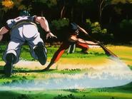 Hisoka versus Gozu