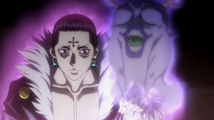 Chrollo Lovely Ghostwriter