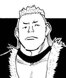 Sakisuke Njiji Manga