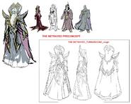The Betrayer Concept Art