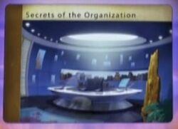 Secrets of the Organization