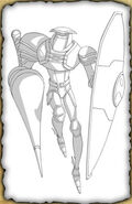 Freelancer (Pencil Sketch)