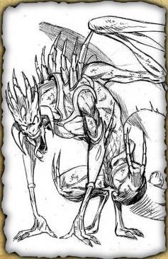 File:King Basilisk (Rough Sketch).jpg