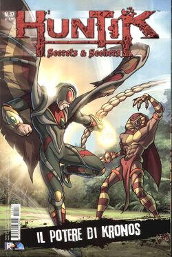 Comic 17 cover
