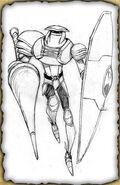 Freelancer (Rough Sketch)