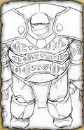 Brahe (Rough Sketch)