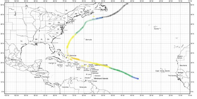 File:CobraStrike - Tropical Depression 14 Forecast Sep 6 2011 Evening.jpg