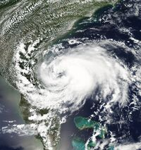 Tropical Storm Beryl May 27 2012 Aqua
