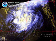 Tropical Storm Chris (2000)