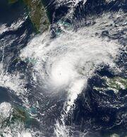 Hurricane Paloma 2008