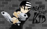 Death the kid wallpaper by kujaex