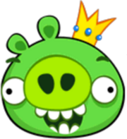 The King Pig