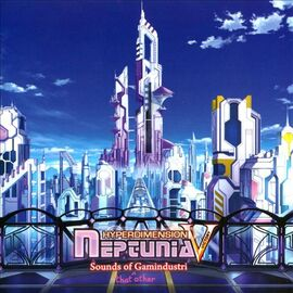Sounds of Gamindustri cover