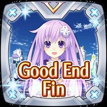 41 silver Good Ending