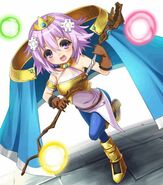 Dragon Force Queen Teiris of The Neptune