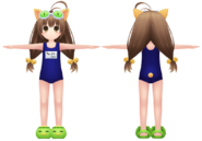 Hdnv dlc broccoli classic swimsuit by xxnekochanofdoomxx-d6v92lu