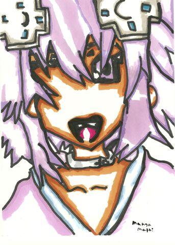 File:Hyperdimension neptunia neptune by mangamatt98-d5e4evn.jpg