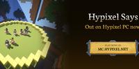 Hypixel Says