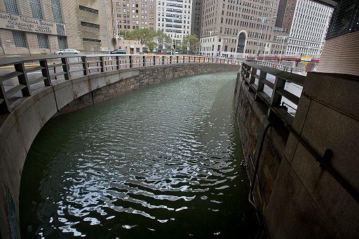 File:Hugh L. Carey Tunnel during Hurricane Sandy vc.png