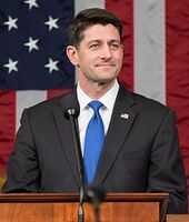 Speaker Paul Ryan official photo (cropped 2)