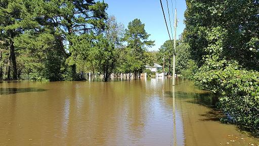 File:Hurricane Matthew aftermath, Greenville, NC, flooding - 3.png