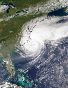 Hurricane Dennis Aug 30 1999