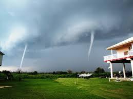 Twin Tornadoes - 1