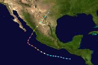 Hurricane Henriette (2019)
