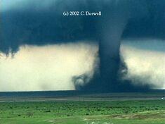 Throckmorton Tornado