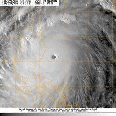 Typhoon 22W (Cimaron) 2006-10-29 06-00