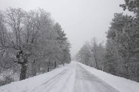 File:Snow Covered Road - 2.jpg