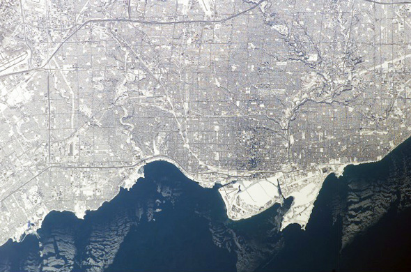 File:Snow Covered Toronto from Space.jpg