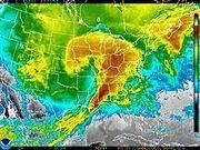 2011 Groundhog Day Blizzard NOAA