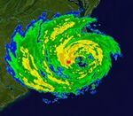 Hurricane Isabel NC landfall radar.jpg