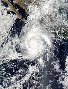 Hurricane Kenna 24 oct 2002 1750Z