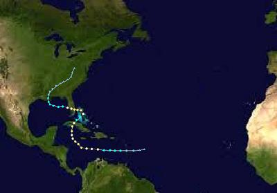 Hurricane Bart 2.5