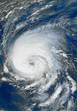 Hurricane Dennis (1999) GOES.JPG