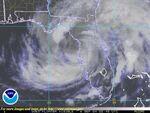 Hurricane Frances (2004) - Crossing over Gulf.jpg