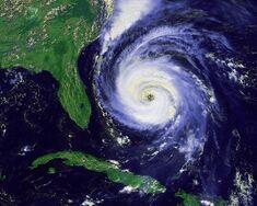 Hurricane Fran sept 1996