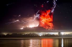 Volcanic eruption 25