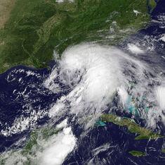 Tropical Storm Debby Jun 24 2012 1431Z
