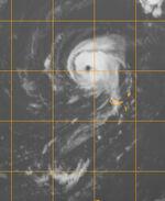 Hurricane Vince October 9 2005 2300 UTC.jpg