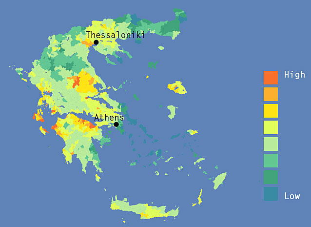 File:Earthquake risk in Greece.png