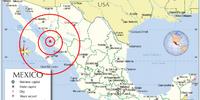2104 Sonora Earthquake