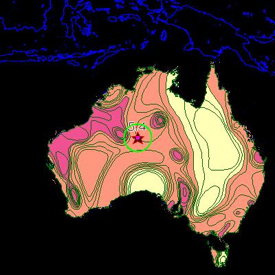 File:Australian earthquake and earthquake risk.png