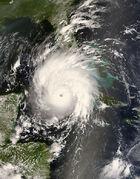 Hurricane Gustav 30 Aug 2008 1605z