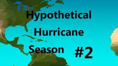Hypothetical Hurricane Season 2 - 2025 HD