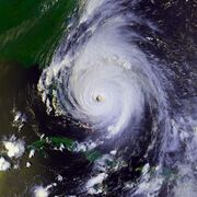 Hurricane Floyd 14 sept 1999 2030Z