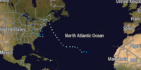 2014 Atlantic Hurricane Season (worldsstrongestcyclones just for fun recreation)